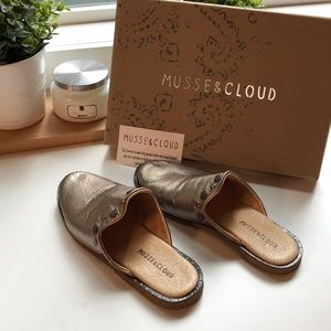 Musse & Cloud genuine leather sandals